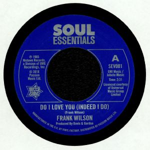 WILSON, Frank - Do I Love You (Indeed I Do)