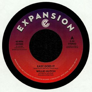 HUTCH, Willie - Easy Does It