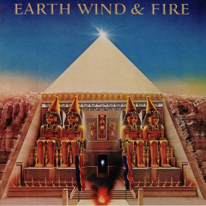 EARTH WIND & FIRE - All 'N All