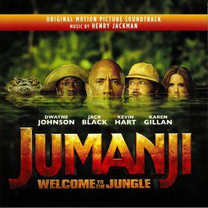 JACKMAN, Henry - Jumanji: Welcome To The Jungle (Soundtrack)