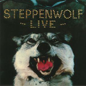 STEPPENWOLF - Steppenwolf Live (reissue)