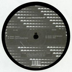 SENSEK/COSMJN - Linear Momentum EP