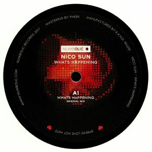 SUN, Nico - Whats Happening