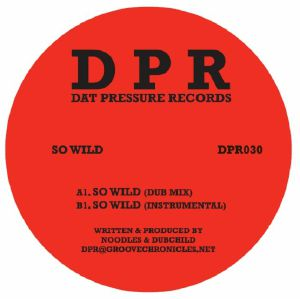 NOODLES GROOVECHRONICLES/DUBCHILD - DPR 030