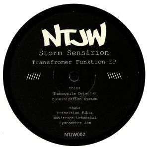 STORM SENSIRION - Transfromer Funktion EP