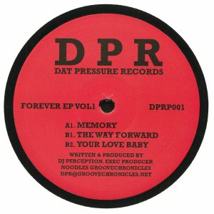 DJ PERCEPTION - Forever EP Vol 1