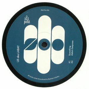 LB aka LABAT - No Money No Honey EP