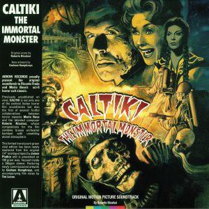 NICOLOSI, Roberto - Caltiki: The Immortal Monster (Soundtrack)