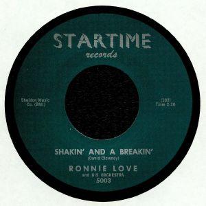 LOVE, Ronnie - Shakin' & A Breakin'