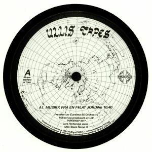 EURALMA 95 ORCHESTRA/DJ BS/RAF - Musikk Fra En Flat Jord