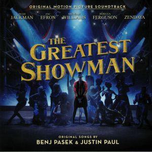 PASEK, Banj/JUSTIN PAUL - The Greatest Showman (Soundtrack)
