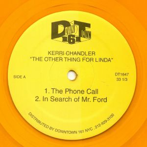 CHANDLER, Kerri - The Other Thing For Linda (reissue)