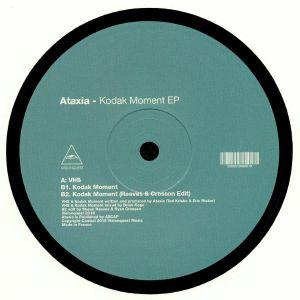 ATAXIA - Kodak Moment EP