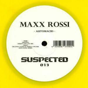 ROSSI, Maxx - Automacid