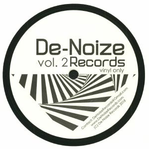 MALBETRIEB/PAUL URSIN/AUDIO KODE - De Noize Records Vol 2