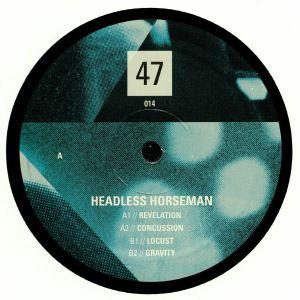 HEADLESS HORSEMAN - 47 014