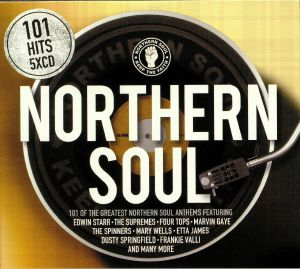 VARIOUS - 101 Northern Soul