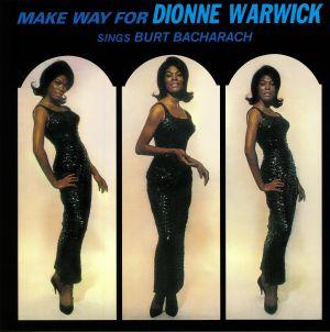 WARWICK, Dionne - Make Way For Dionne Warwick (reissue)