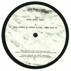 HUNT, Gene/PHIL WEEKS/DIDIER ALLYNE - Body Heat