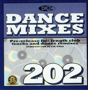 VARIOUS - Dance Mixes 202 (Strictly DJ Only)