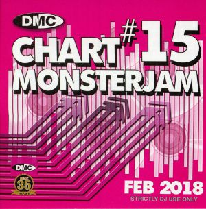 VARIOUS - DMC Chart Monsterjam #15 Feb 2018 (Strictly DJ Only)