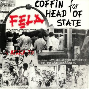 KUTI, Fela/AFRIKA 70 - Coffin For Head Of State