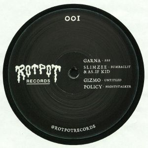 GARNA/SLIMZEE/AS IF KID/GIZMO/POLICY - ROTPOT 001