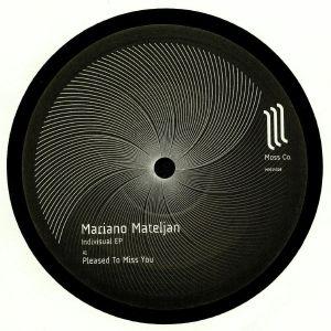 METALJAN, Mariano - Indivisual EP