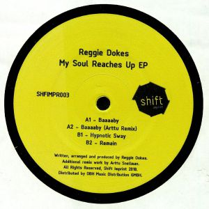 DOKES, Reggie - My Soul Reaches Up EP