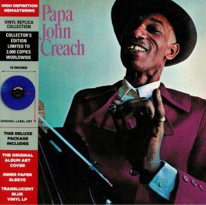 PAPA JOHN CREACH - Papa John Creach (reissue)
