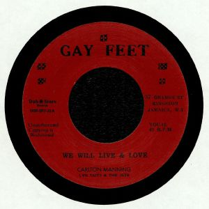 MANNING, Carlton/THE SOUL LADS/LYN TAITT & THE JETS - We Will Live & Love