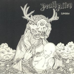 DEATH ALLEY - Superbia