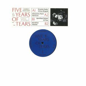 SADAU, Ernestas/ALESSANDRO PARISI/IDENTIFIED PATIENT/RANDSTAD - Five Years Of Tears Vol 1