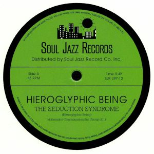 HIEROGLYPHIC BEING - The Seduction Syndrome