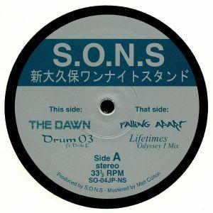 SONS - Shin Okubo One Night Stand