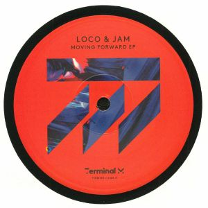 LOCO & JAM - Mowing Forward EP