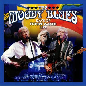 MOODY BLUES, The - Days Of Future Passed Live