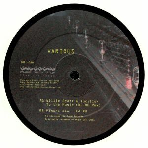 GRAFF, Willie/TUCILLO/DJ QU - SMR 018