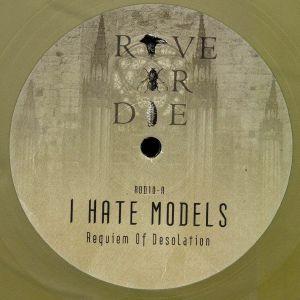 I HATE MODELS/UMWELT - Rave Or Die 10