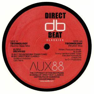 AUX 88 - Technology  (reissue)