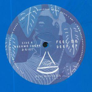 DOKES, Reggie - Feel Me Deep EP