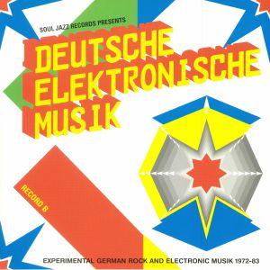 VARIOUS - Deutsche Elektronische Musik 4 Record B: Experimental German Rock & Electronic Music 1972-83