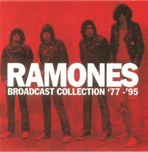 RAMONES - Broadcast Collection '77-'95