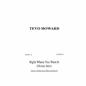 HOWARD, Tevo - Right Where You Want It (House Jam)