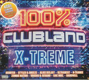 VARIOUS - 100% Clubland X Treme