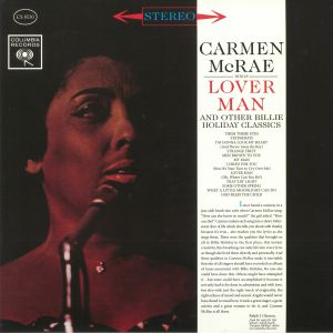 McRAE, Carmen - Sings Lover Man & Other Billie Holiday Classics (reissue)