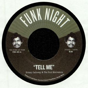 CALLOWAY, Rickey/THE SOUL MOTIVATORS - Tell Me