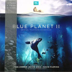 ZIMMER, Hans/JACOB SHEA/DAVID FLEMING - Blue Planet II (Soundtrack) (Record Store Day 2018)