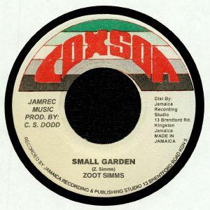 SIMMS, Zoot/ALTON/THE NEW ESTABLISHMENT - Small Garden