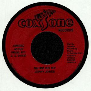 JONES, Jerry/JACKIE MITTOO - Oh Me Oh My